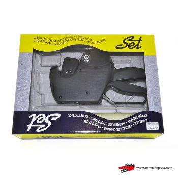 Kit Prezzatrice Jolly C17 + Rotoli Etichette