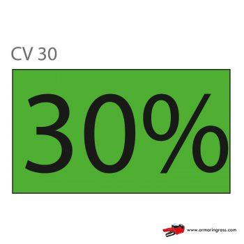 Cartello CV 30