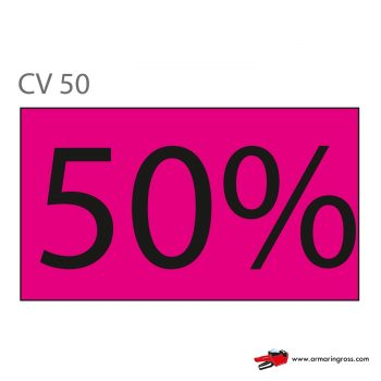 Cartello CV 50