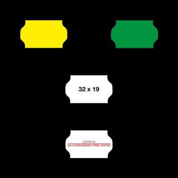 Etichette per Prezzatrici