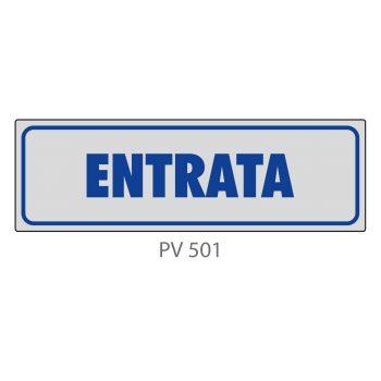 Indicatore Adesivo PV 501 | Entrata