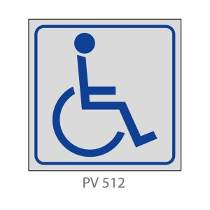Indicatore Adesivo PV 512 | Handicap