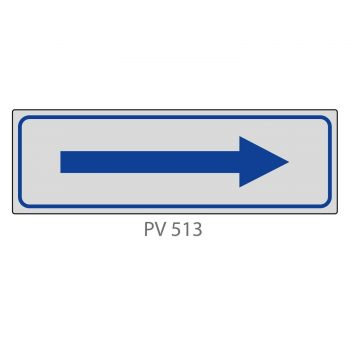 Indicatore Adesivo PV 513 | Freccia