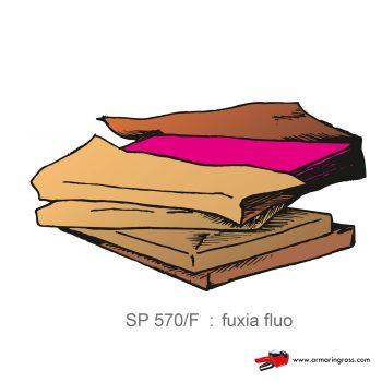 Risma Carta Colorata fuxia fluo