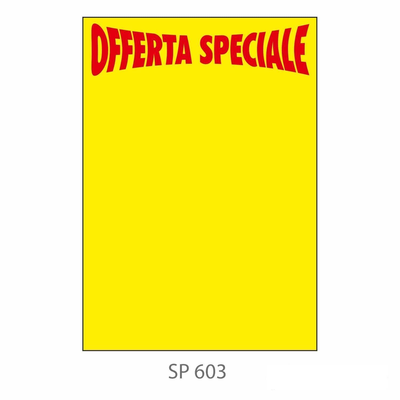 Segnaprezzi Stampati Serie 600