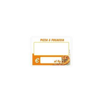Segnaprezzi Pizza Focaccia Mod. 160