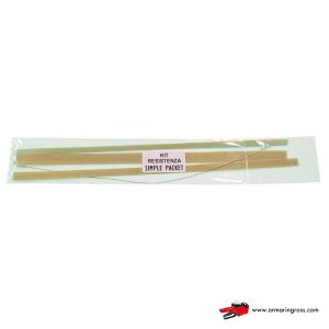 Kit Resistenza Sigillatrice Simple Packet