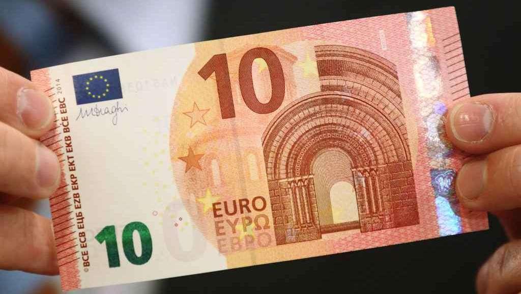 Nuovi 10 euro