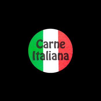 Rotoli Etichette Bollino 42 Carne Italiana