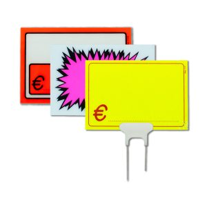 Fluorescent Price Tags